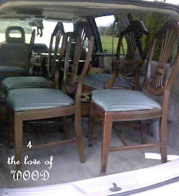 4 The Love Of Wood Fixing Broken Dining Chairs Sheild