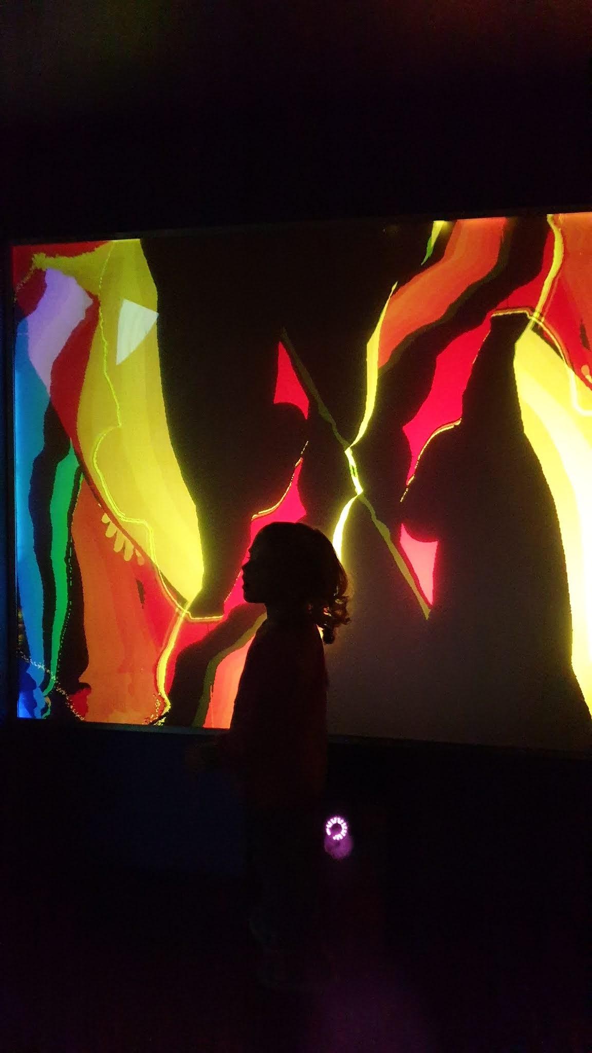 kid at pattern pod video show
