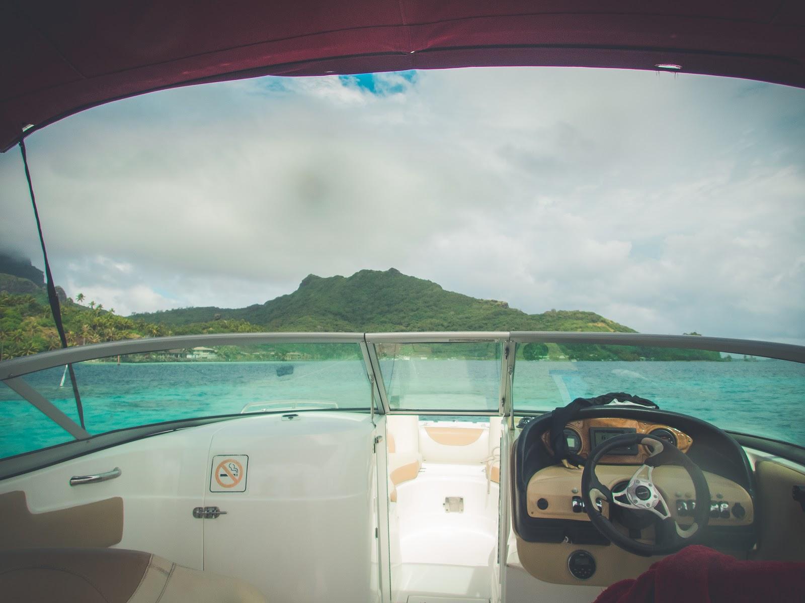 Tahiti Bora Bora|Pure Snorkeling @Aquarium Snorkeling Location