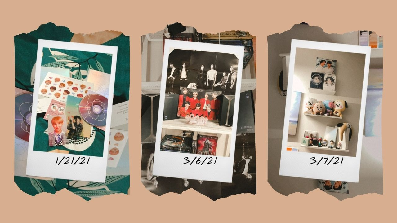 BTS Merch Collection