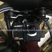 Hubsan H109S Gimbal