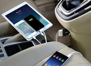 charge hp di mobil