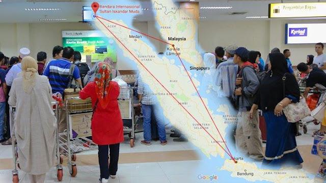 Fenomena Baru di Aceh, Ramai-ramai Bikin Paspor untuk Pergi ke Jakarta