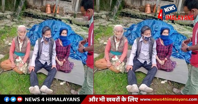 हिमाचलः मदद करो सरकार- 20 वर्षों से बीमारियों से ग्रसित है उत्तमचंद, नहीं मिली सरकारी सहायता