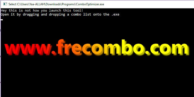 Combo list Cleaner Tool | Combo Optimizer | Best Tool For All Members