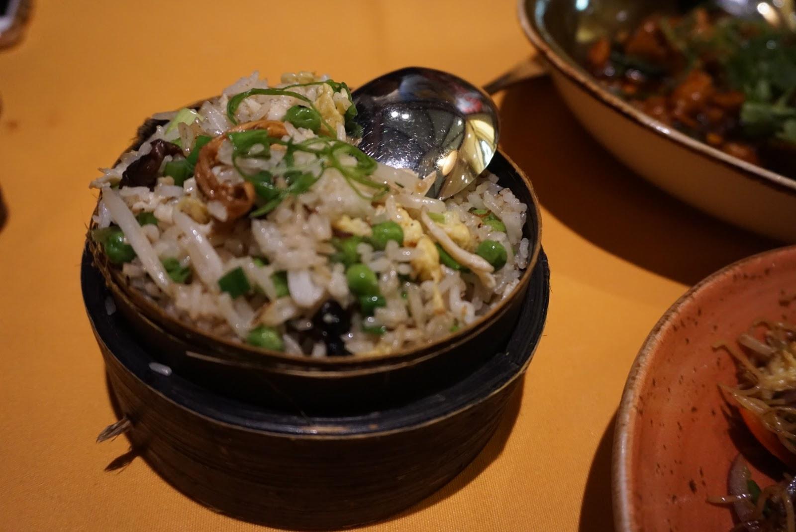 Ji Ji Asian Kitchen Lunch Menu