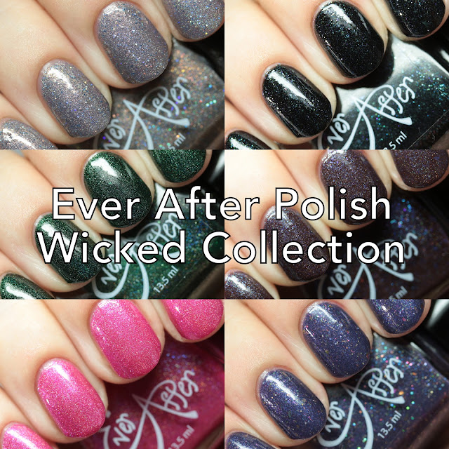 Ever After Polish Wicked Collection