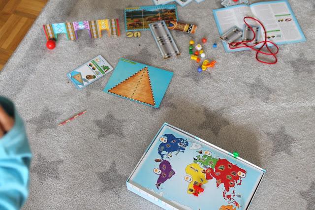 Freizeit Ferientipp mit Verlosung Gewinnspiel Kinderspiele aus aller Welt Jules kleines Freudenhaus