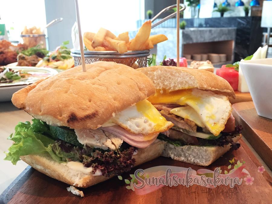 Lunch Set Berbaloi-baloi, RM19.90 Aje @ Holiday Inn Johor Bahru City Centre