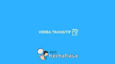 Contoh verba transitif