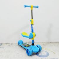 Skuter Lipat Anak Exotic Kids Scooter