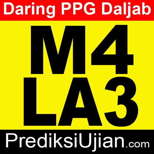 Jawaban Formatif M4 LA3 Profesional - Advertisement