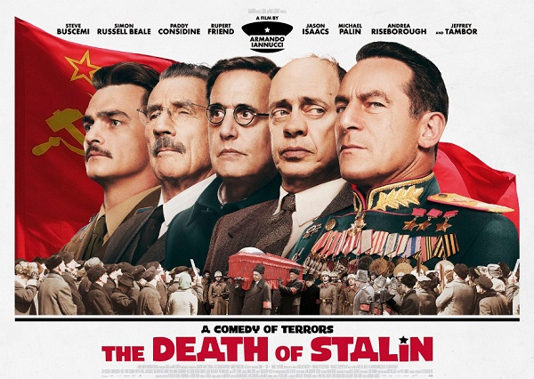 film maret 2018 the death of stalin