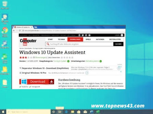 Windows 10 Upgrade Free - Switch Win 7 To 10 with Assistant