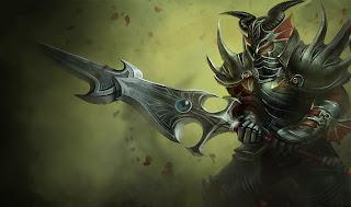Darkforge Jarvan Skin