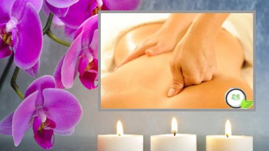 Quel mouvement faire pour le massage par friction;