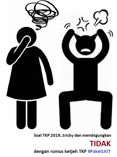Soal TKP CAT CPNS 2019 Tricky