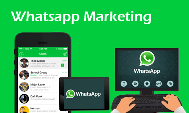 Teknik Whatsapp Marketing
