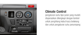 Toyota-Hiace Climate Control