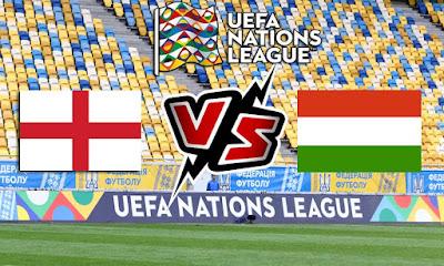 المجر و إنجلترا بث مباشر