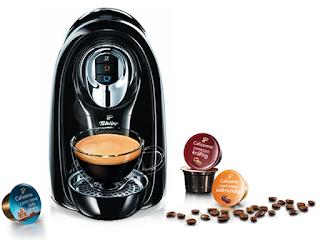 Espressor Tchibo Cafissimo-cu capsule de cafea
