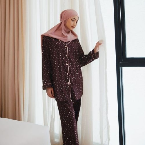 Comfortable Motif Pajamas