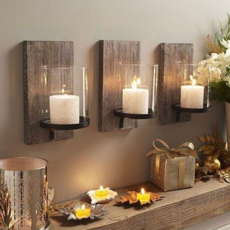 BEAUTIFUL IDEAS TO GIVE A RUSTIC STYLE TO YOUR HOME