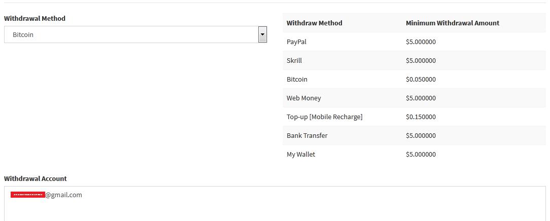 zcap link shorten payment method