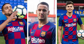 Barcelona B looking to sell 3 players after 8 months of signing them