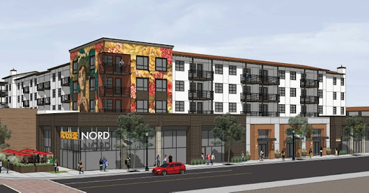Mixed Use Development Proposed in Downtown Santa Ana