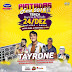 Tayrone irá agitar o Pintadas Fest 2019