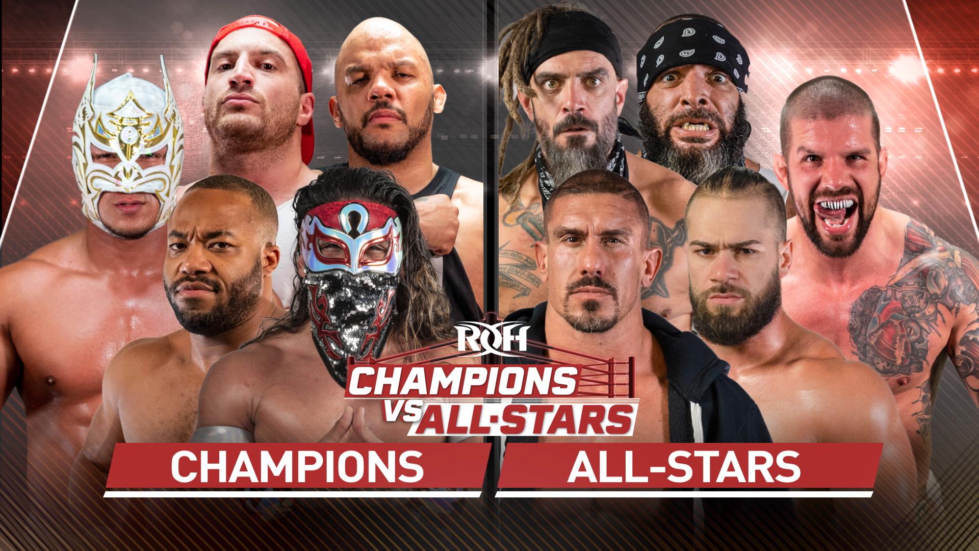 Cobertura: ROH Wrestling (16/08/2021) – Mercenário!