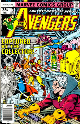 Avengers #174, the Collector