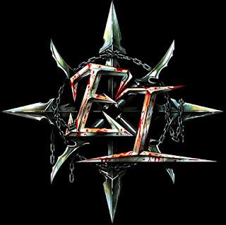 Το λογότυπο των Evil Invaders