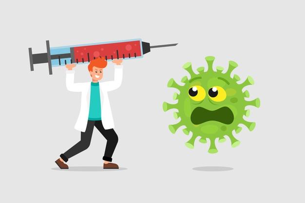 Bagaimana Vaksin bekerja menjaga daya tahan tubuh