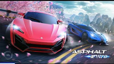 تحميل لعبة السرعة والسباق Asphalt Nitro مهكرة, لعبة Asphalt Nitro مهكرة مدفوعة, تحميل APK Asphalt Nitro, لعبة Asphalt Nitro مهكرة جاهزة للاندرويد