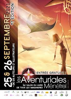 Aventuriales 2021 - Tiphs et Vael Cat