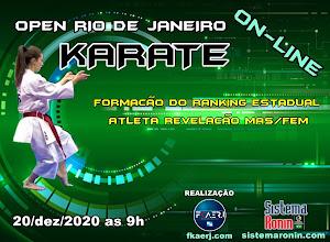 Open Rio de Janeiro de Karate On-Line