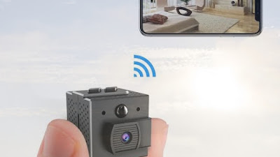 Mini wireless hidden spy camera buy online