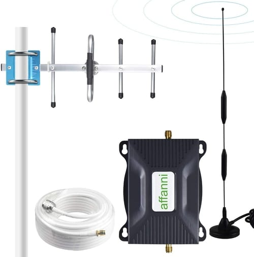Affanni ATT Mobile Signal Booster Amplifier Repeater