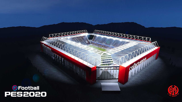 PES 2020 Opel Arena by martinza