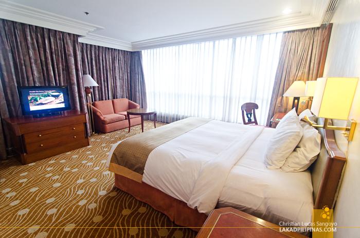 Holiday Inn Manila Galleria Suite
