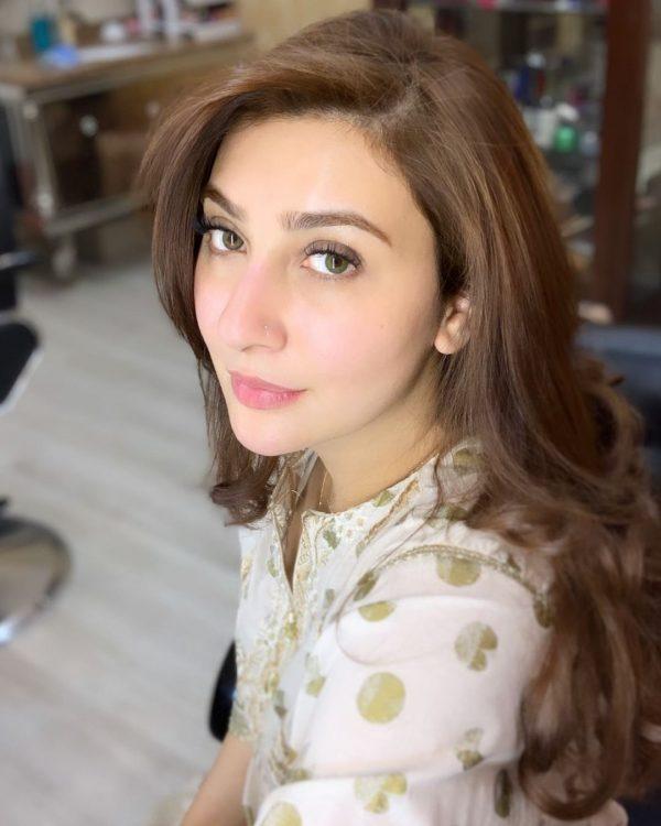 Ayesha Khan Daughter Birthday