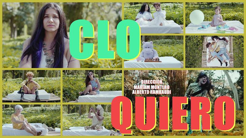 CLO - ¨Quiero¨ - Videoclip - Dirección: Mariam Montero - Alberto Rambaudi. Portal Del Vídeo Clip Cubano