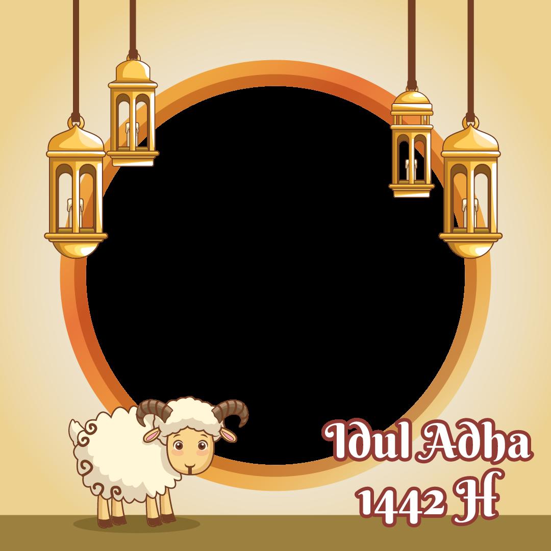 Twibbon Selamat Hari Raya Idul Adha 1442 H / 2021 M