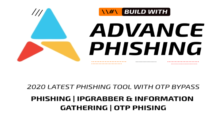 AdvPhishing : This Is Advance Phishing Tool! OTP PHISHING
