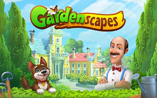 Gardenscapes - New Acres (updated v 1.2.4) Mod (Full / Unlocked)