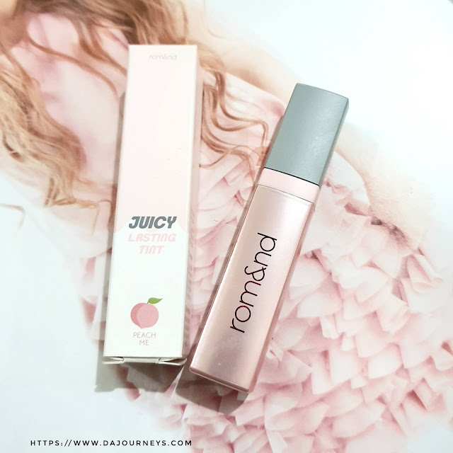 Review Romand Juicy Lasting Tint