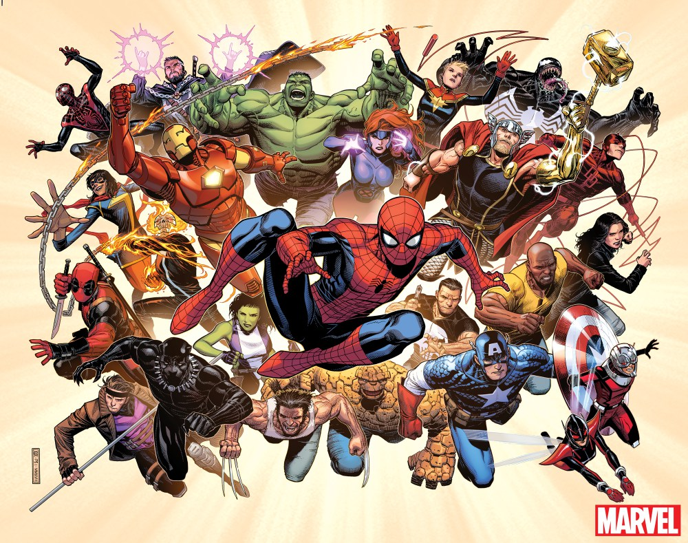 c53baf8705 Every Day Is Like Wednesday: Marvel's May previews reviewed: I ...