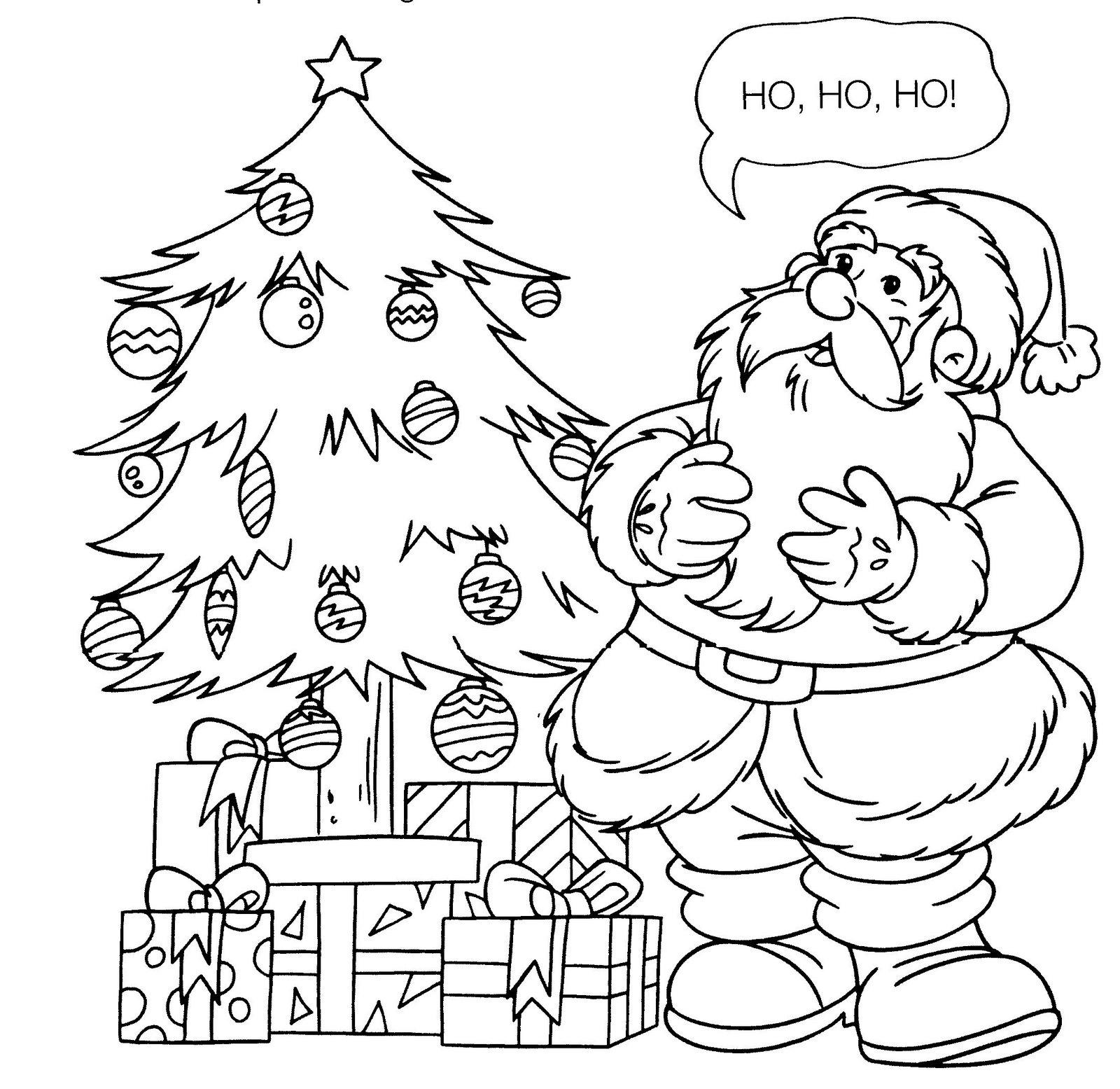 Desenhos Dos Simbolos Do Natal Para Colorir Atividades Pedagogicas